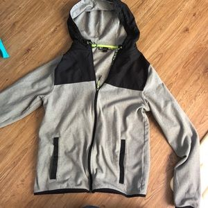 Mens Under Armour Full ZIP Hooded Jacket